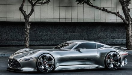 Mercedes-AMG hypercar dubbed 'R50', could offer 1300hp