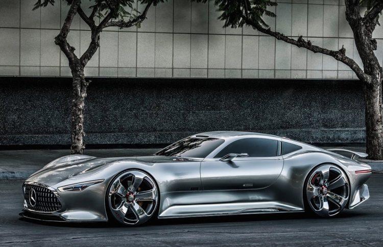 Mercedes-Benz Vision GT concept