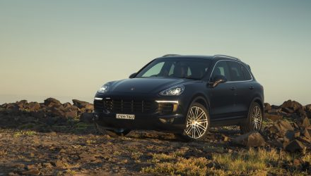 Porsche Australia supports Northern Territory's unrestricted speed zones