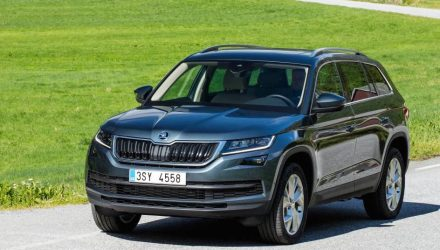 Skoda Kodiaq officially revealed, on sale in Australia mid-2017