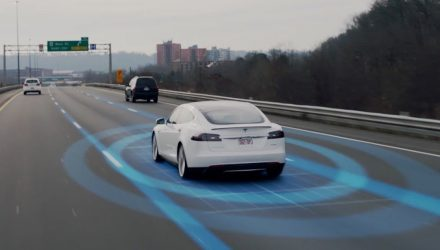 Tesla announces Autopilot 8.0 update, radar & camera optimised