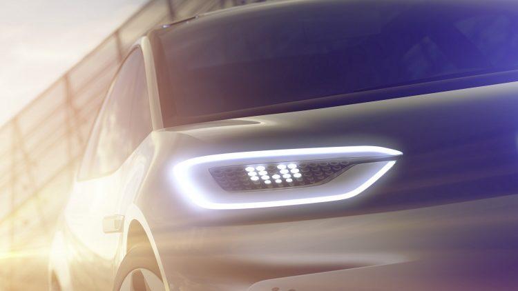 2016 Volkswagen EV concept