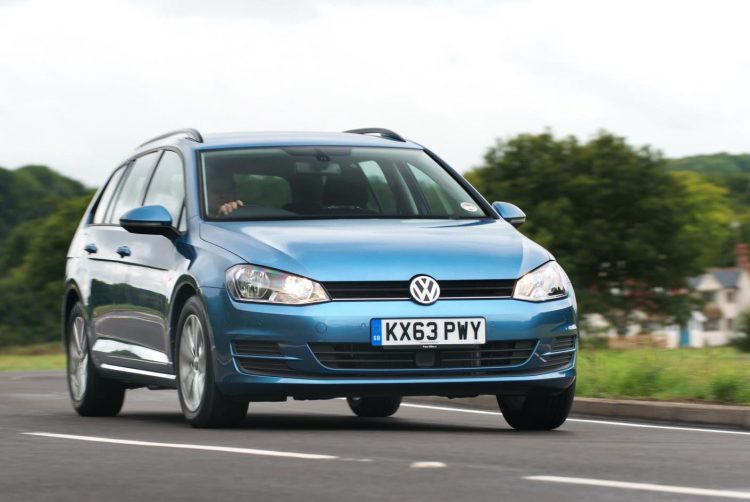Volkswagen Golf UK