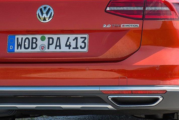 Volkswagen Passat Alltrack TDI