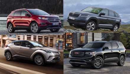 Top 20 Best SUVs coming to Australia in 2017-2018