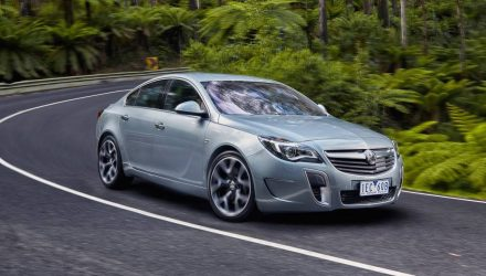 2018 Insignia (Commodore?) to feature torque-vectoring