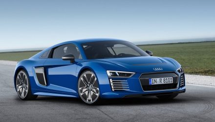 Audi R8 e-tron electric supercar canned already
