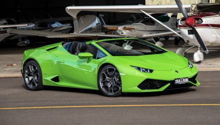 2016 Lamborghini Huracan Spyder review (video)
