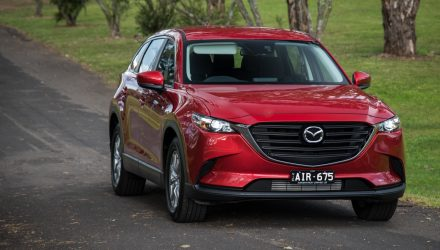 2016 Mazda CX-9 Sport AWD review (video)