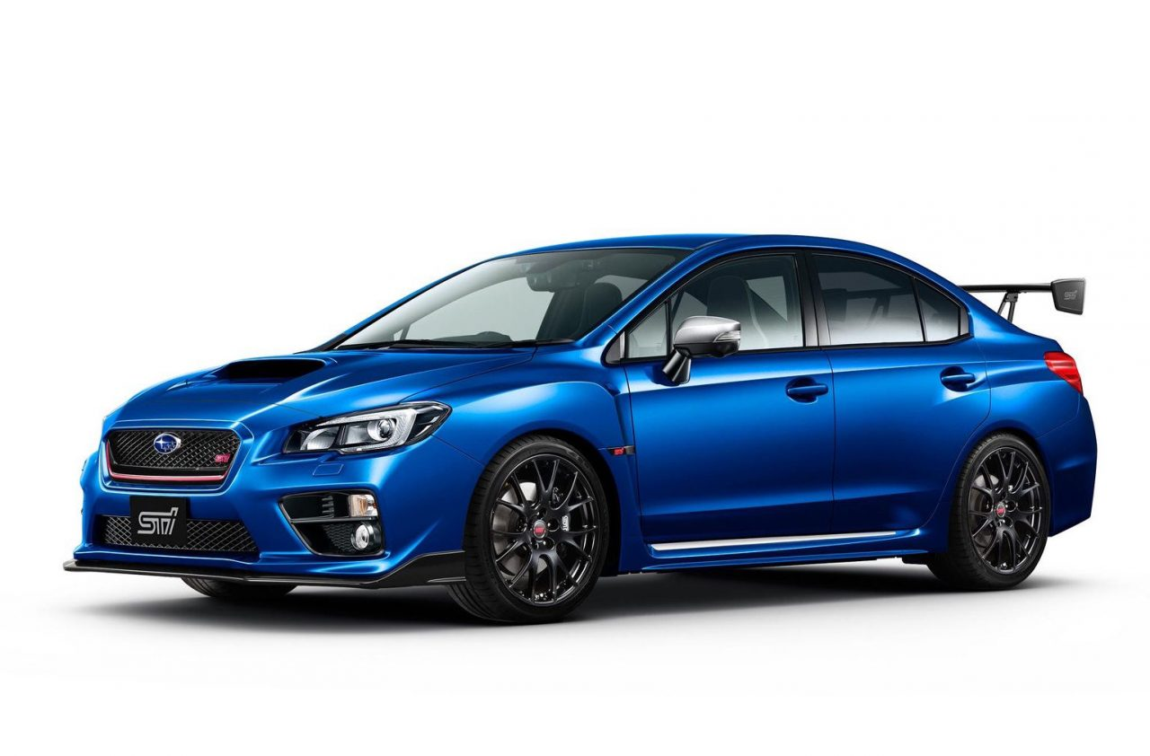 2016 subaru wrx s4 ts sti announced for japan performancedrive. Black Bedroom Furniture Sets. Home Design Ideas