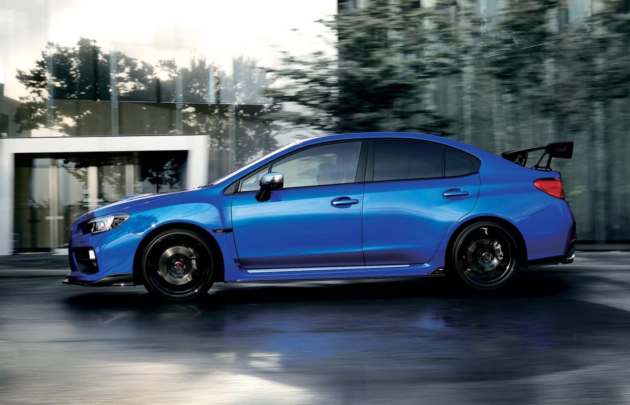 Forester Ts Sti >> 2016 Subaru WRX S4 tS STI announced for Japan | PerformanceDrive