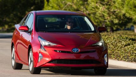 Toyota Prius recalled for potential park brake issue, 340,000 affected