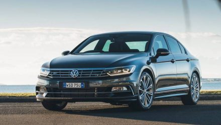 2017 Volkswagen Passat on sale in Australia, with 206TSI variant