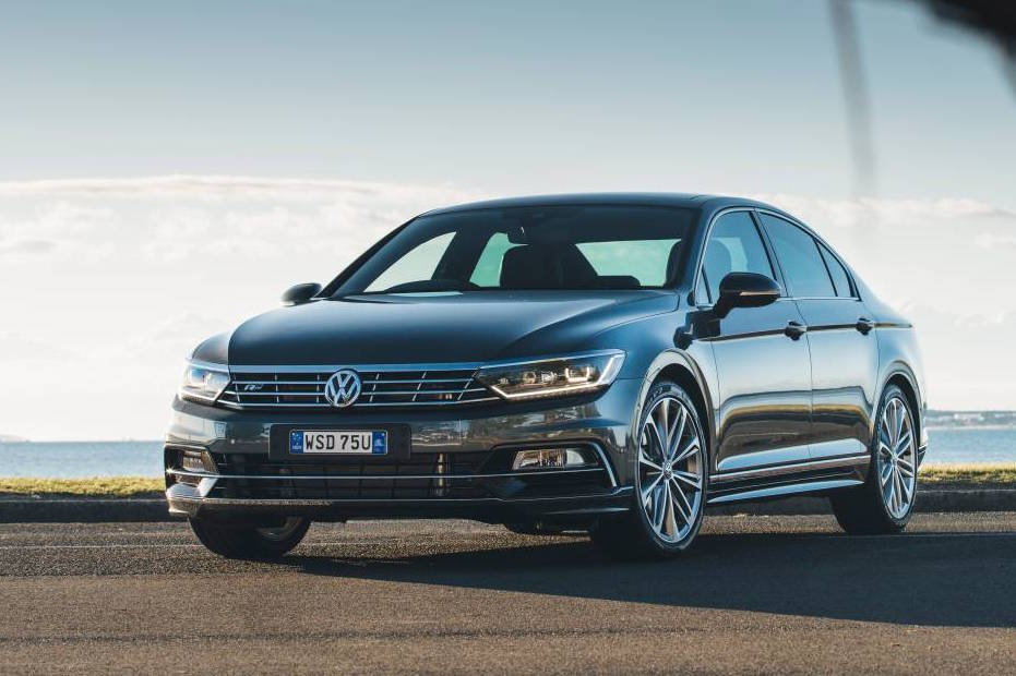 2017 volkswagen passat on sale in australia with 206tsi. Black Bedroom Furniture Sets. Home Design Ideas