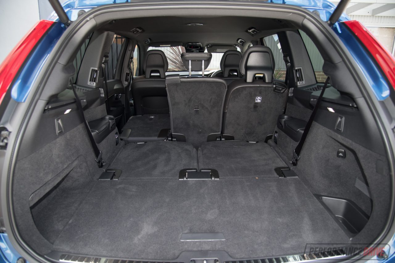 volvo xc90 cargo space specs. Black Bedroom Furniture Sets. Home Design Ideas