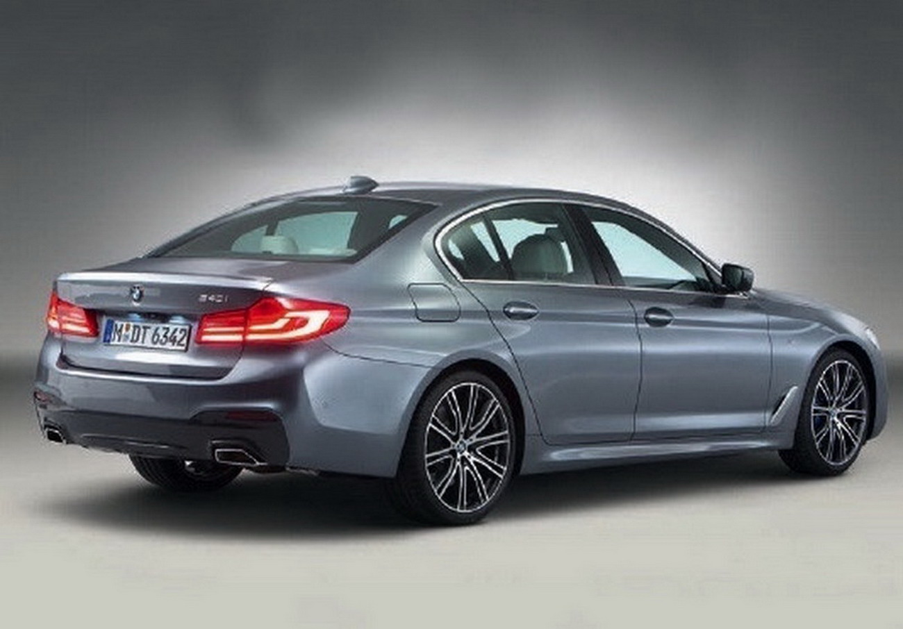 2018 bmw 850.  850 2017 BMW 5 Series Revealed In Leaked Images Throughout 2018 Bmw 850