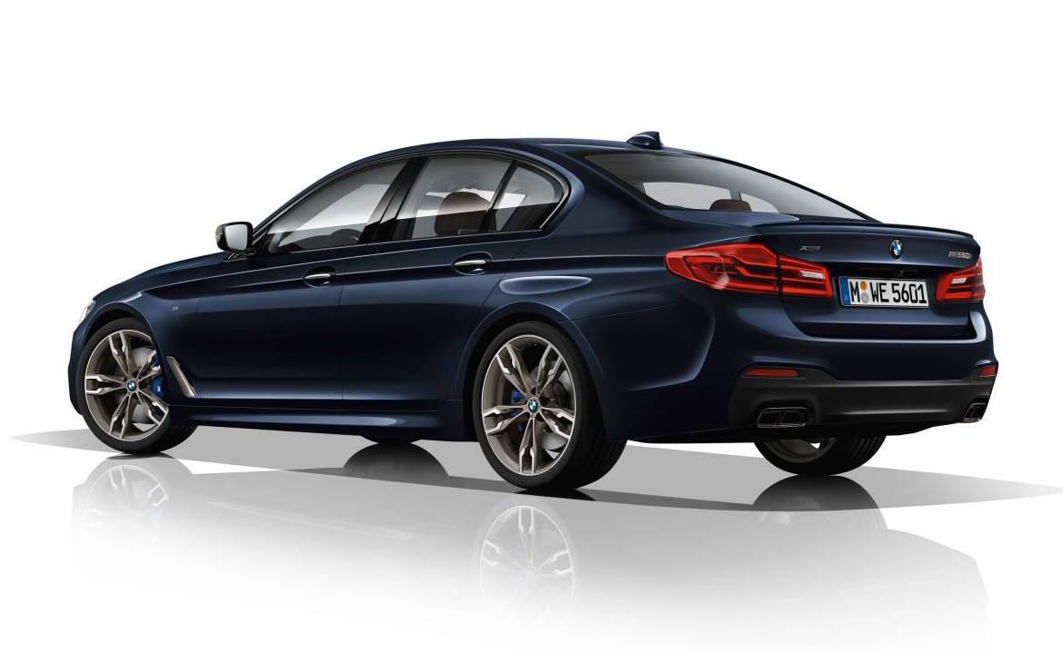 ... sport rear 2017 bmw 5 series m sport interior 2017 bmw m550i xdrive