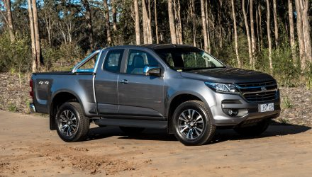 2017 Holden Colorado LTZ Space Cab review (video)