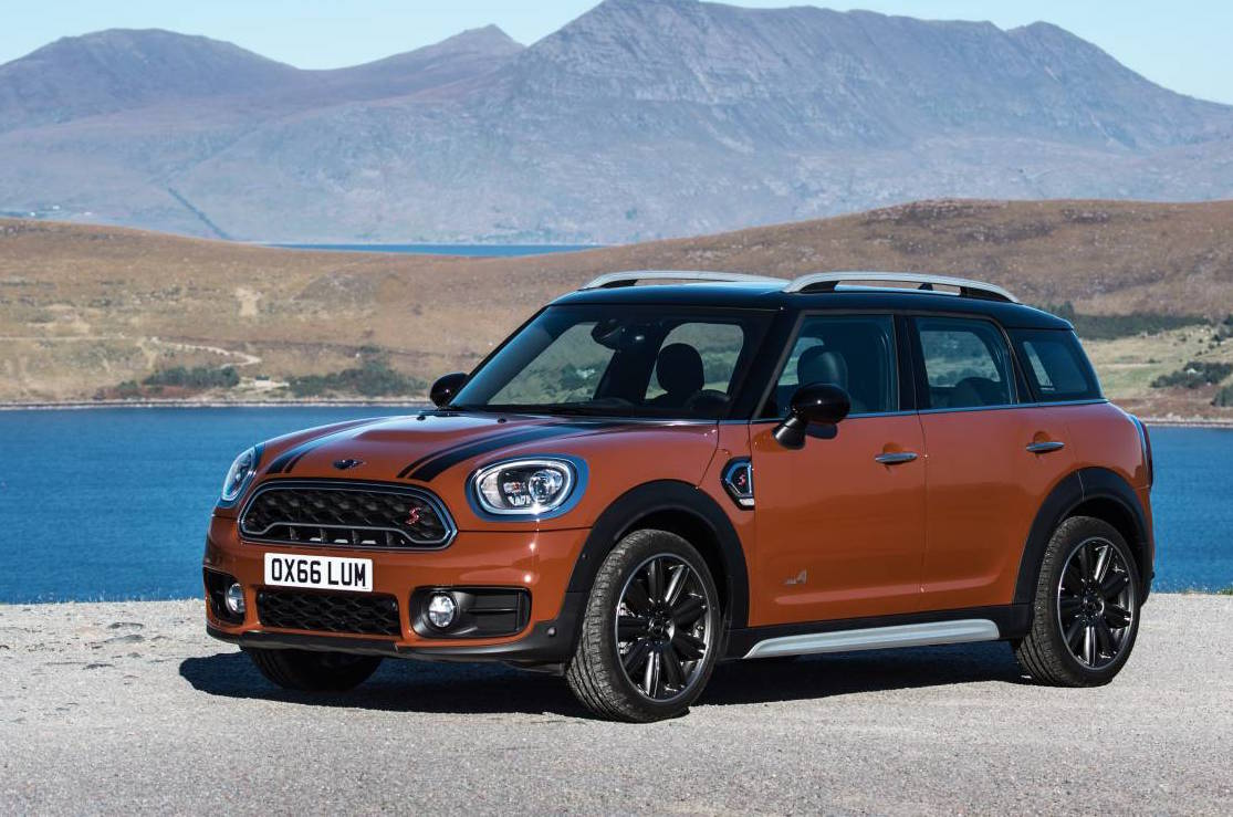 2017 mini countryman unveiled the largest model yet performancedrive. Black Bedroom Furniture Sets. Home Design Ideas