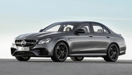 2017 Mercedes-AMG E 63 revealed, S packs 450kW