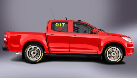 SuperUtes announced as new ute racing series in Australia