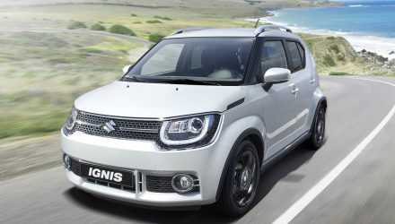 2017 Suzuki Ignis confirmed for Australia, arrives Q1
