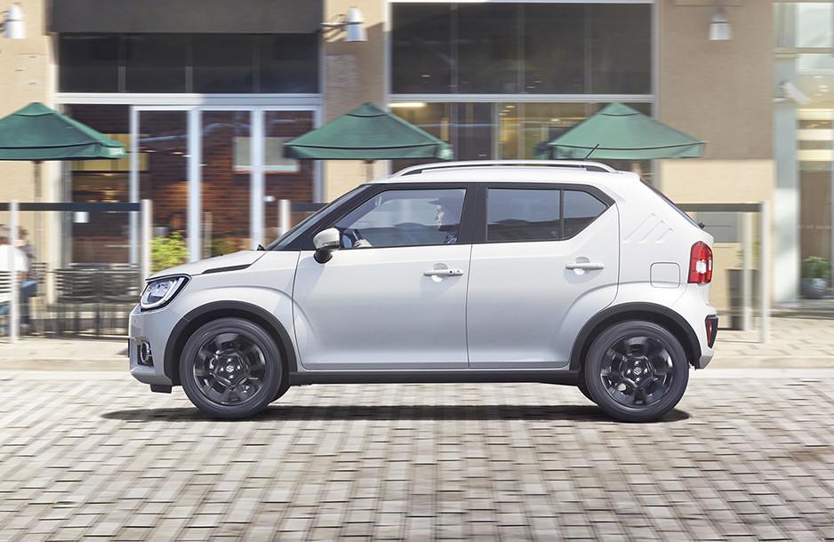 2017 Suzuki Ignis Side