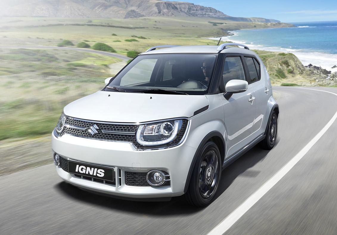 2017 Suzuki Ignis Confirmed For Australia Arrives Q1