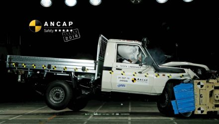 2017 Toyota LandCruiser 70 gets 5-star ANCAP rating