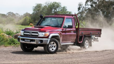 2017 Toyota LandCruiser 70 update now on sale in Australia