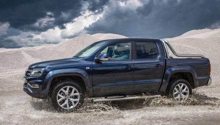 Volkswagen Amarok V6 already in high demand, overboost confirmed