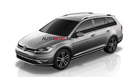 "2017 Volkswagen Golf facelift to debut ""early November"""