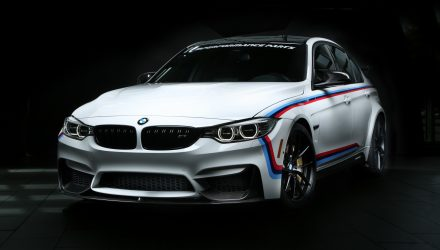 Latest BMW M parts to debut at SEMA, new aero kit for M3/M4