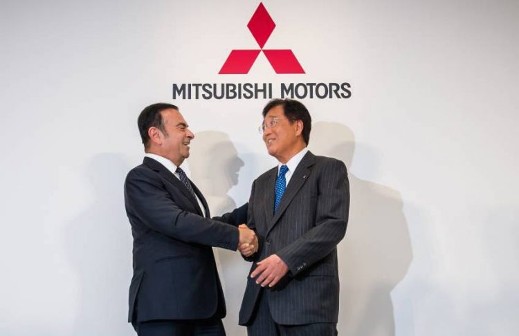 Nissan strengthens Alliance with acquisition of 34% stake in Mit