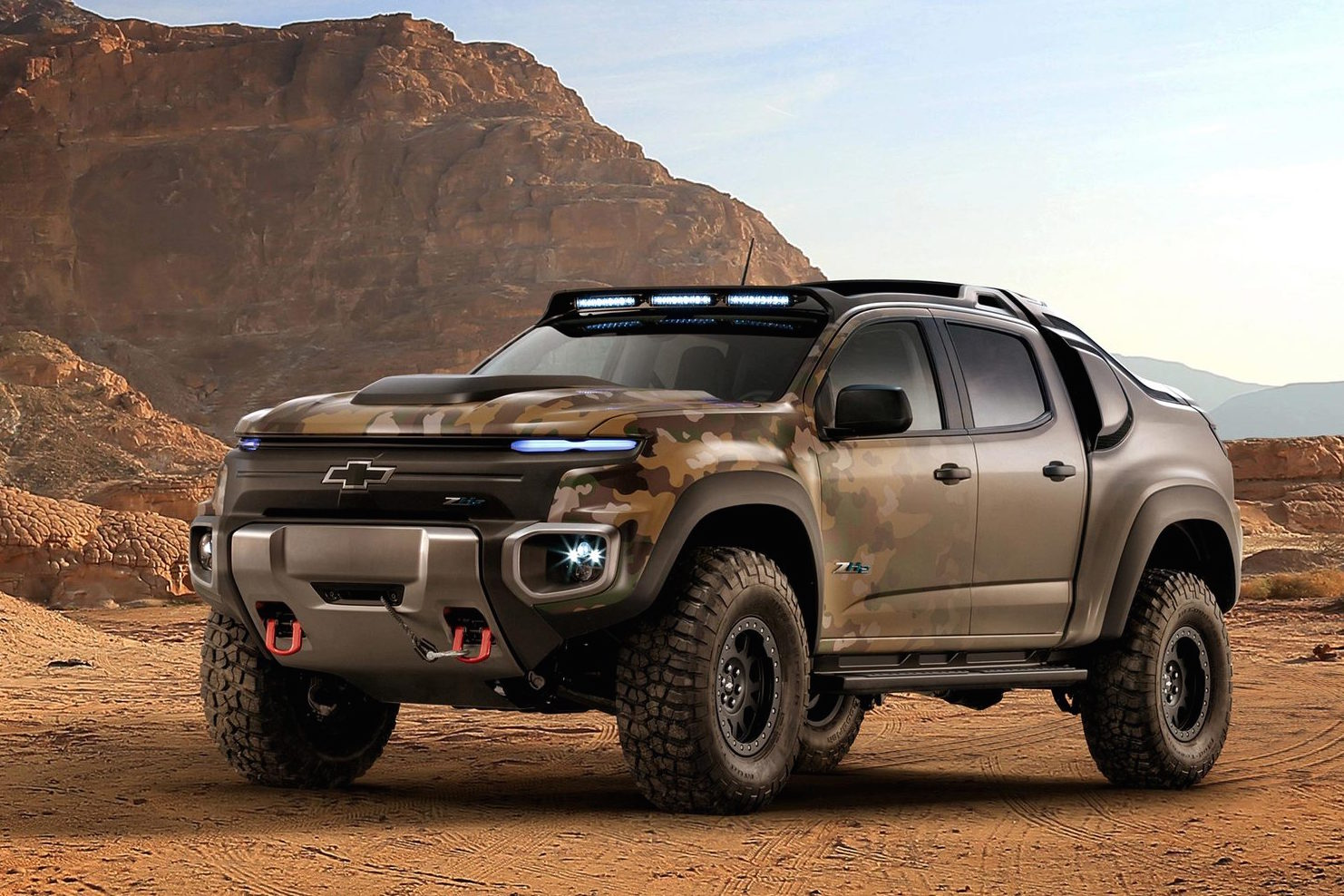 chevrolet creates colorado zh2 fuel cell prototype for us army performancedrive