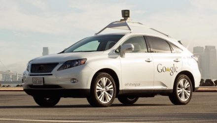 Google autonomous car project passes 2 million miles