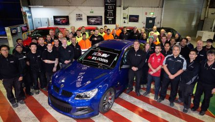 HSV is moving factories, part of 15-year Walkinshaw lease