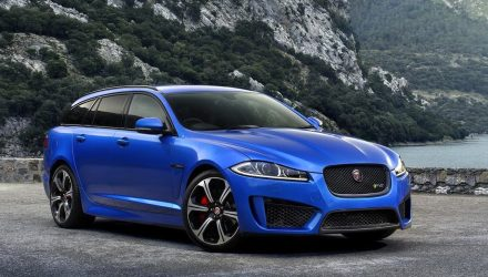 New Jaguar XF Sportbrake confirmed for 2017