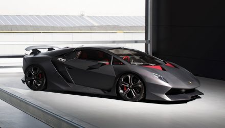 For Sale: Lamborghini Sesto Elemento with 10km on clock, 1 of 20 ever made
