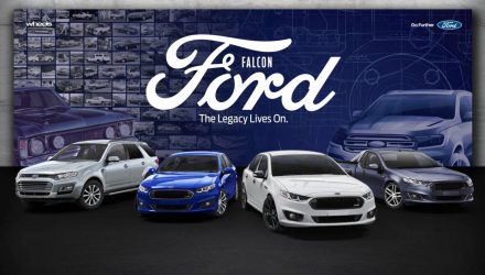 Ford Falcon production comes to end, last to be sold at auction
