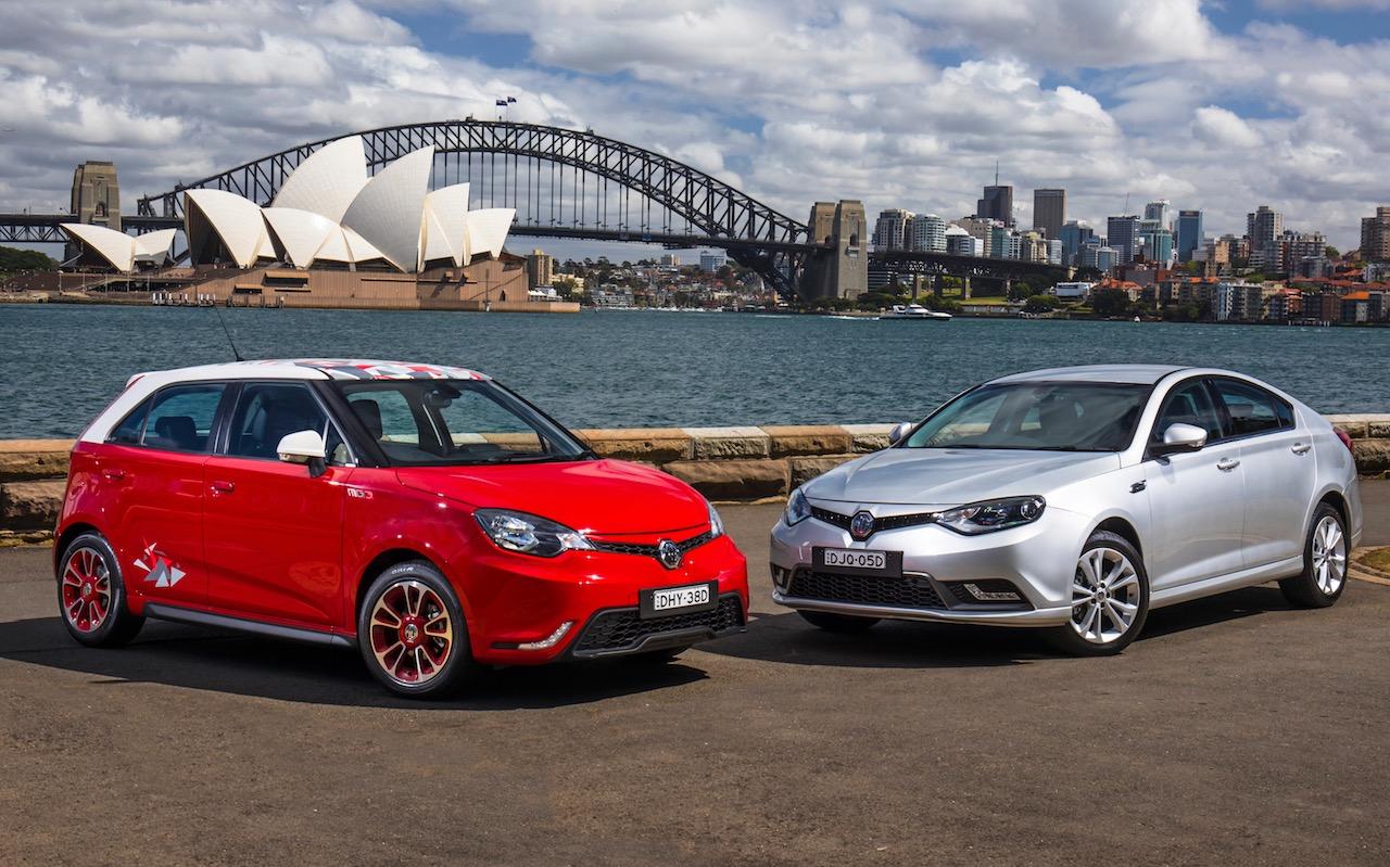 Mg Returns To Australia Mg6 Plus Amp Mg3 Hatch Now On Sale