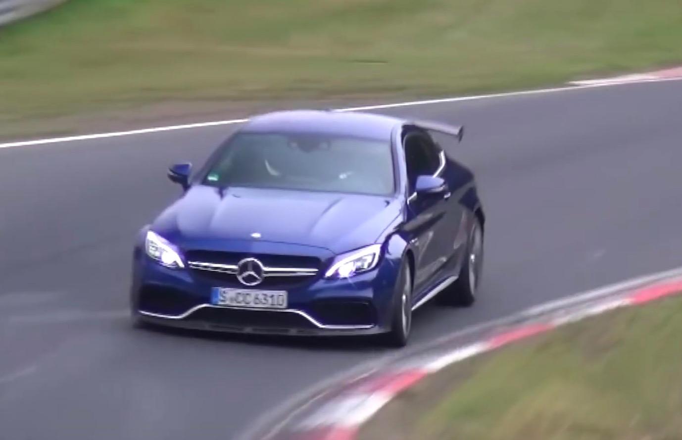 Mercedes-AMG C63 R: Could It Shame 493hp BMW M4 GTS?
