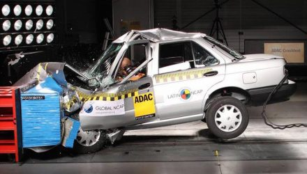 Nissan Tsuru to be axed following poor NCAP safety