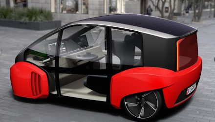Rinspeed Oasis concept previews city car of the future