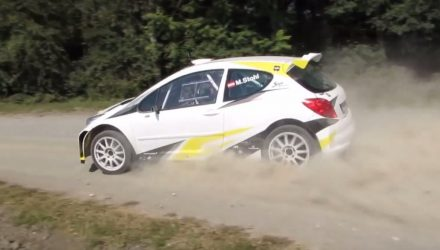 STARD makes 760Nm fully electric rally car, world first (video)