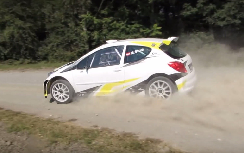 STARD makes 760Nm fully electric rally car, world first (video ...