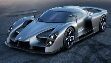 SCG003S revealed in production form, new hypercar from Italy