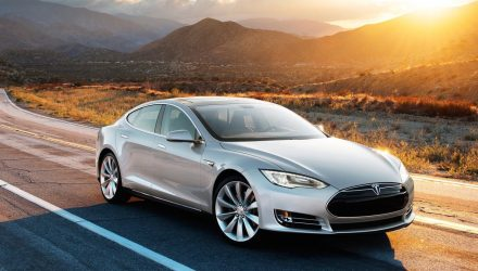 Tesla posts higher sales than leading luxury brands in US