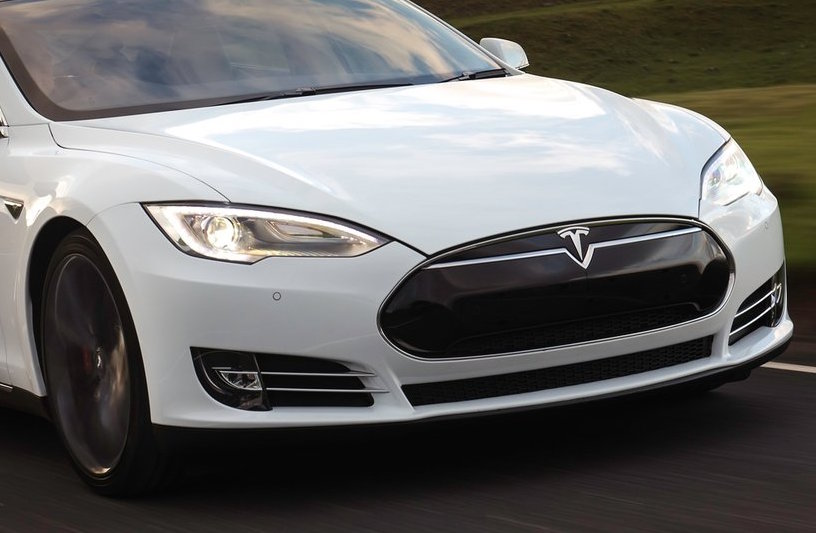 Tesla posts quarterly profit second in history as public for History of tesla motors