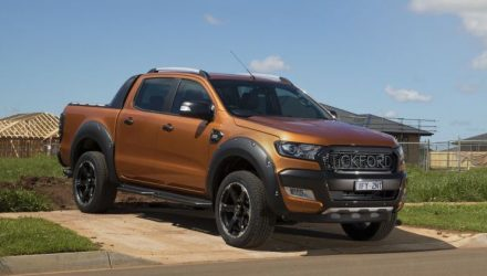 Tickford comeback confirmed, Ford Ranger enhanced